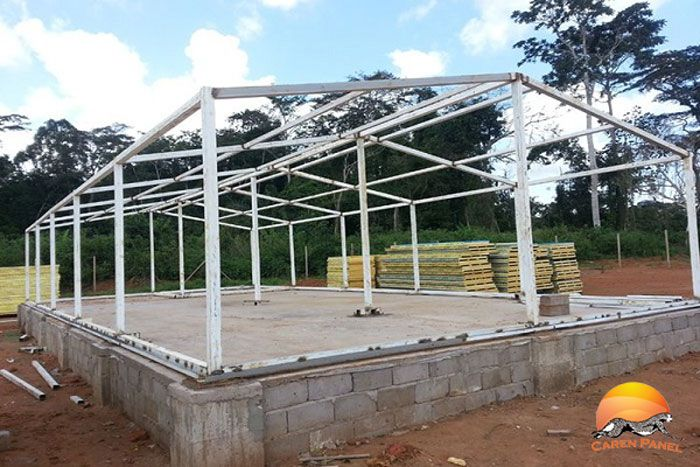 Execution-of-prefabricated-building