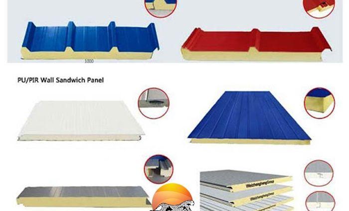 مزایای نصب ساندویچ پانل